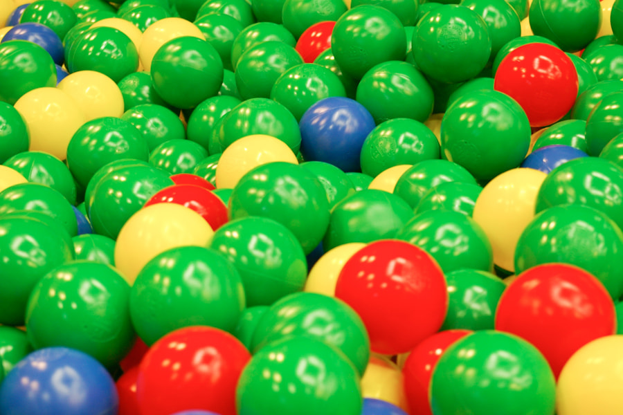 Photograph Colorful Balls by PWR (R) on 500px