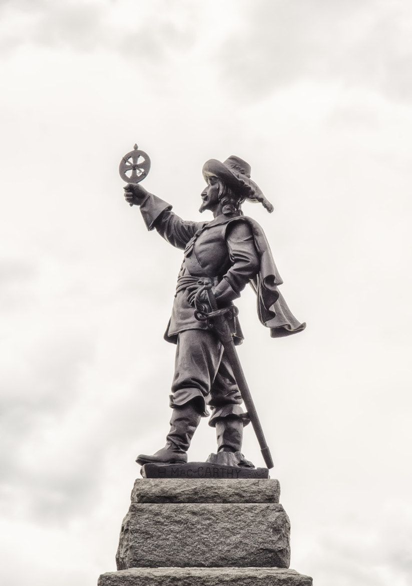 Photograph Samuel de Champlain by Ronald Roberts on 500px