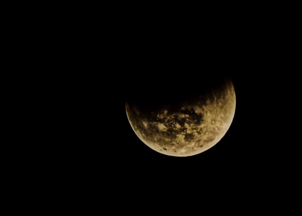 Photograph Luna by Rajat Gaur on 500px