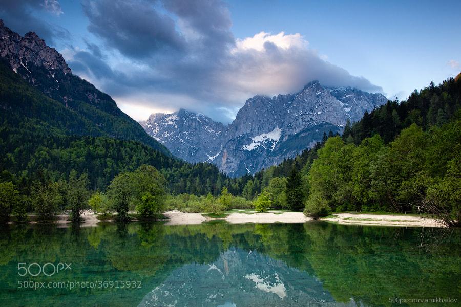 Photograph Julian Alps by Alexei Mikhailov on 500px