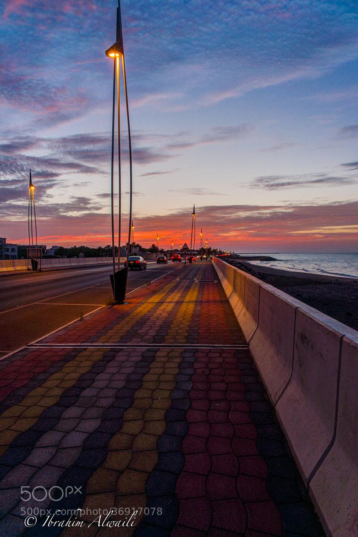 Photograph Amazing sunset by Ibrahim AlWaili on 500px