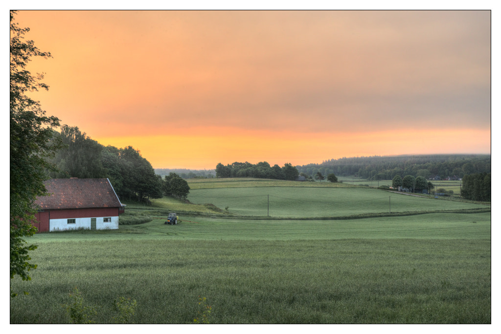 Photograph The farmer... by Almqvist Photo on 500px