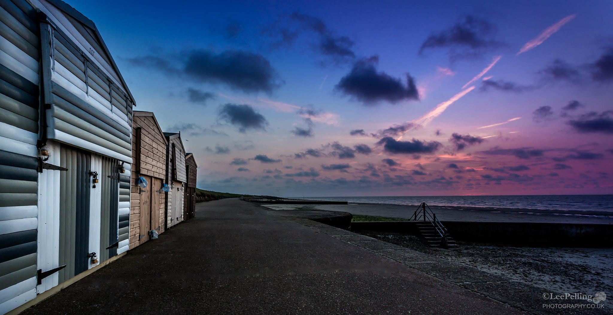 Photograph Minnis Bay Beach Huts by Lee Pelling on 500px