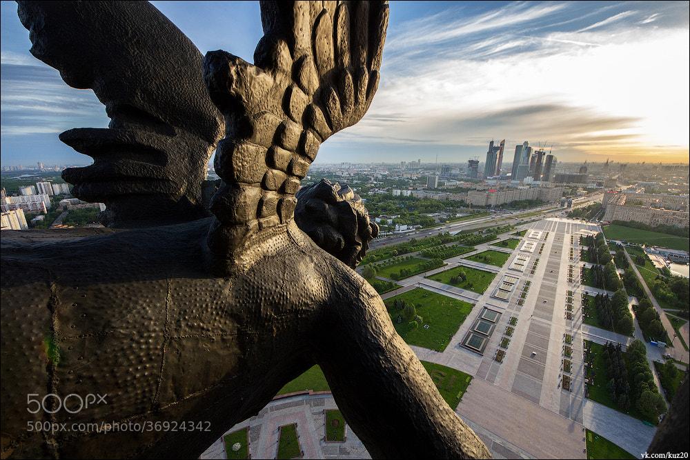Photograph Victory Monument on Poklonnaya Hill by Ivan Kuznetsov on 500px