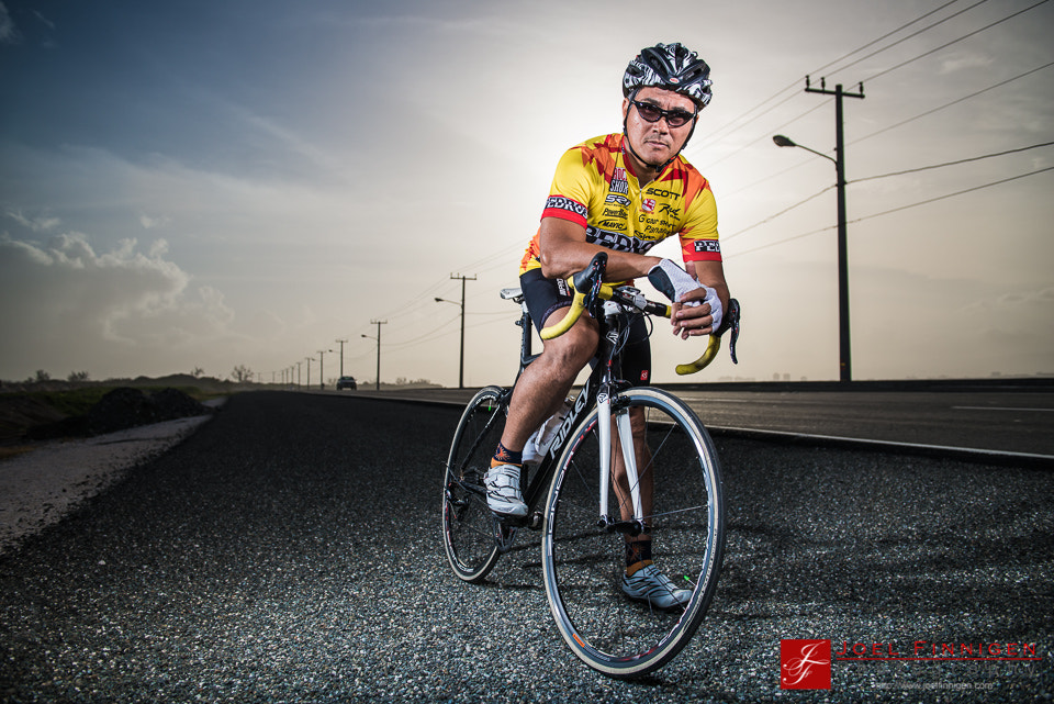 Photograph Cyclist To the Core by Joel Finnigen on 500px