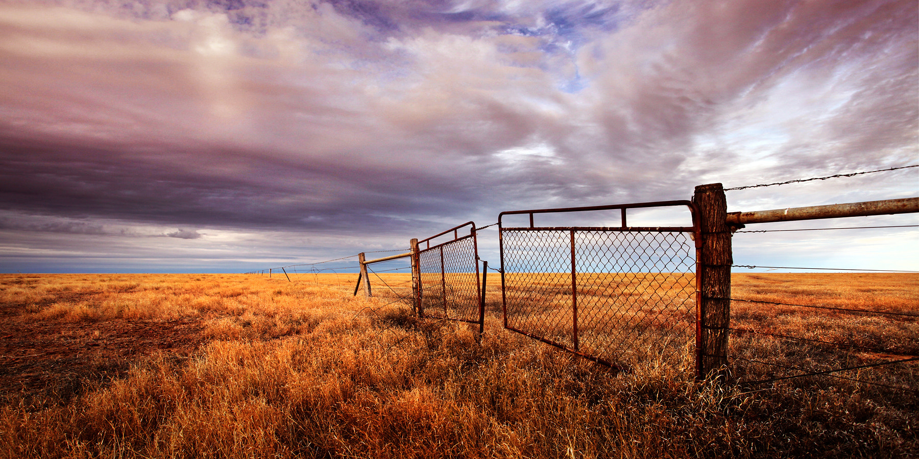 Photograph The gate by Dan Proud on 500px