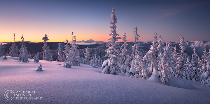 Photograph Winter Tranquility by Zack Schnepf on 500px