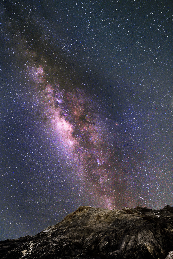 Photograph Milky Way X by chegu diman on 500px