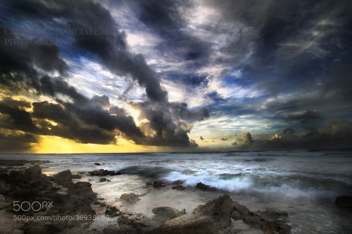 Photograph Sunrise and waterscape by Cristobal Garciaferro Rubio on 500px