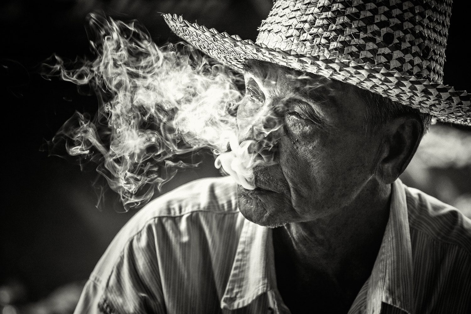 Photograph Onec Smoke... by Bubbers BB on 500px