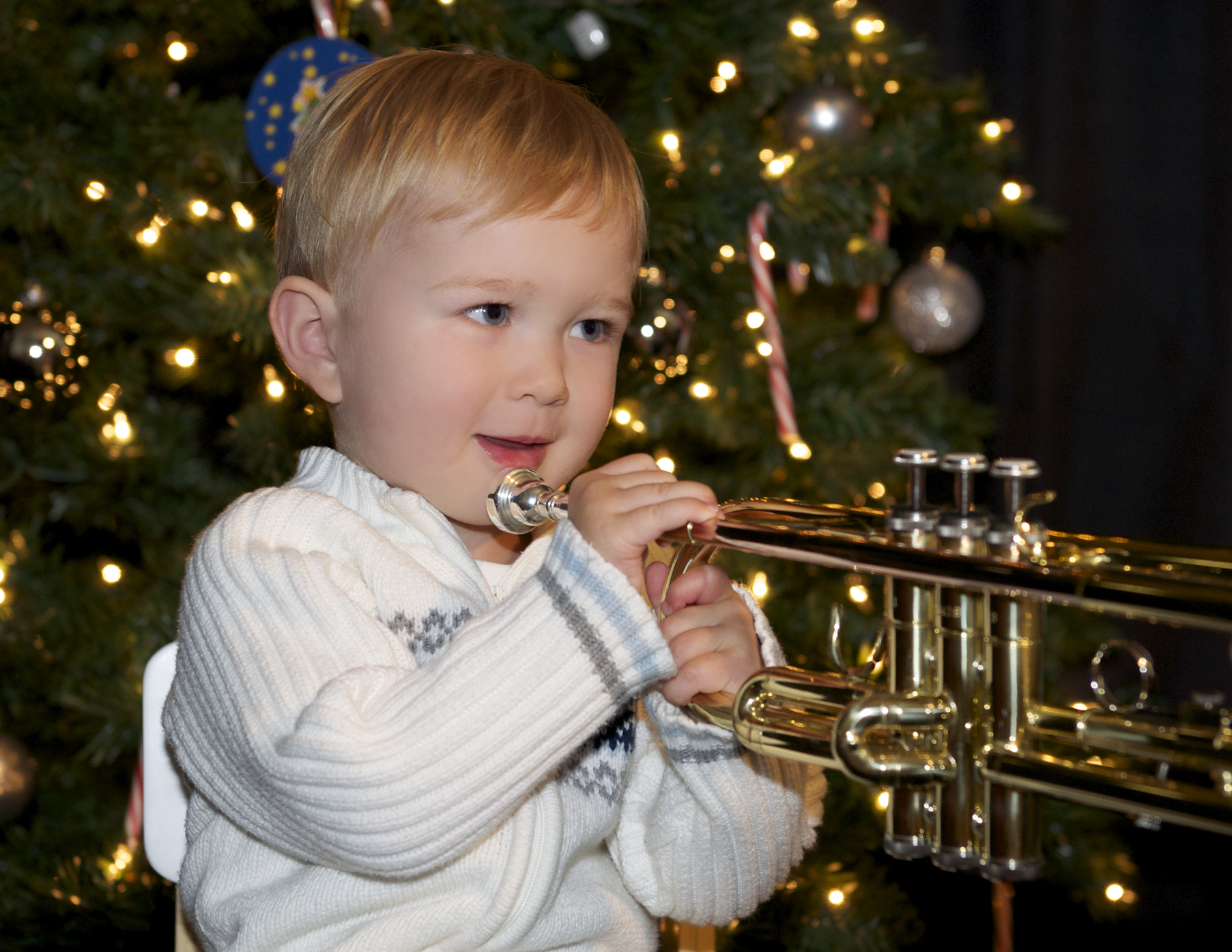 Photograph Trumpet Boy by Rick Roellke Photography on 500px