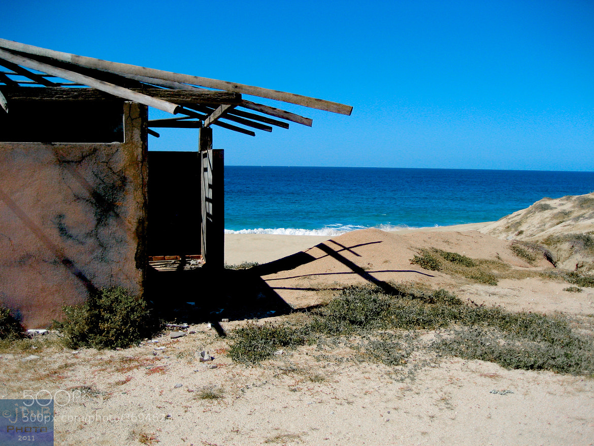 Photograph Beach Hut Cabo by Johnny Smith on 500px