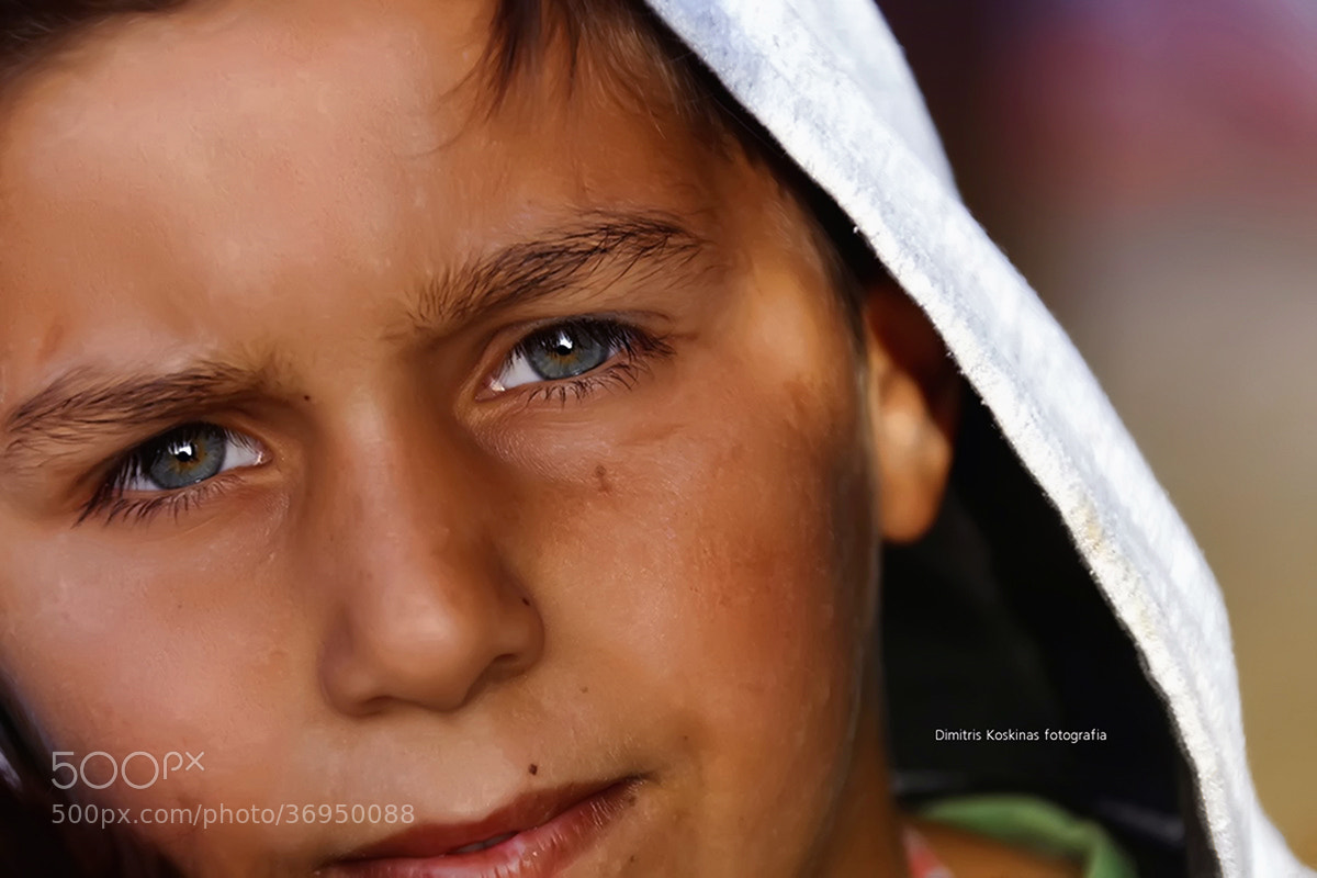Photograph Growing up hardly by Dimitris Koskinas on 500px