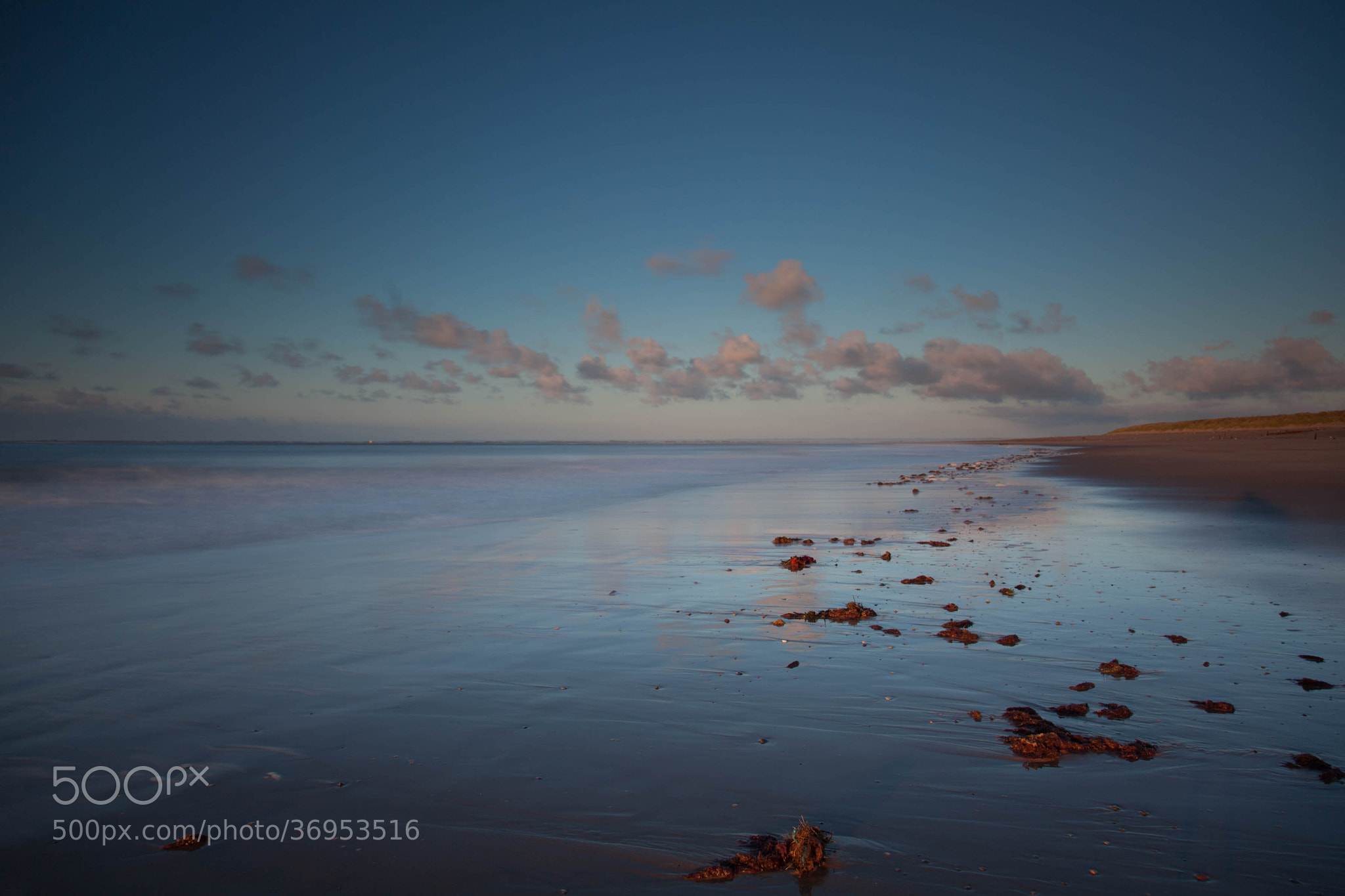 Photograph Spurn Point the other way by Carl Mickleburgh on 500px