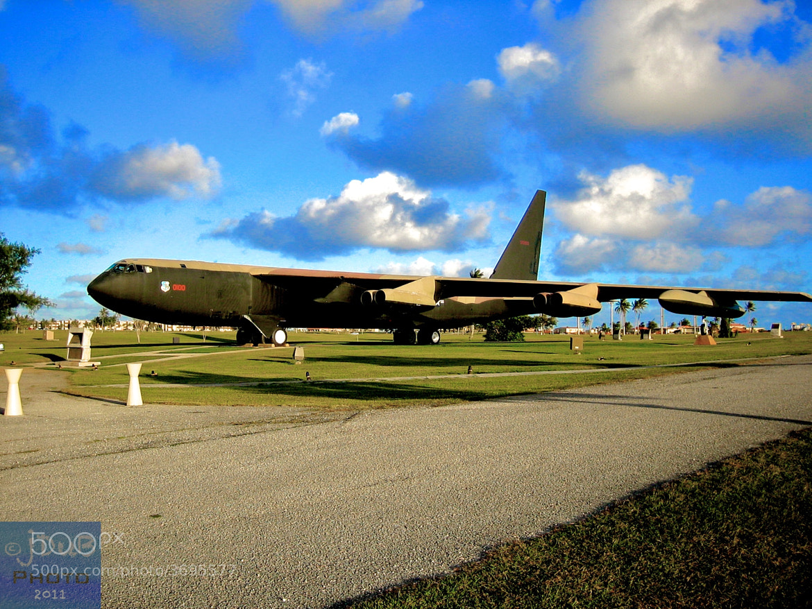 Photograph B-52 in Guam by Johnny Smith on 500px