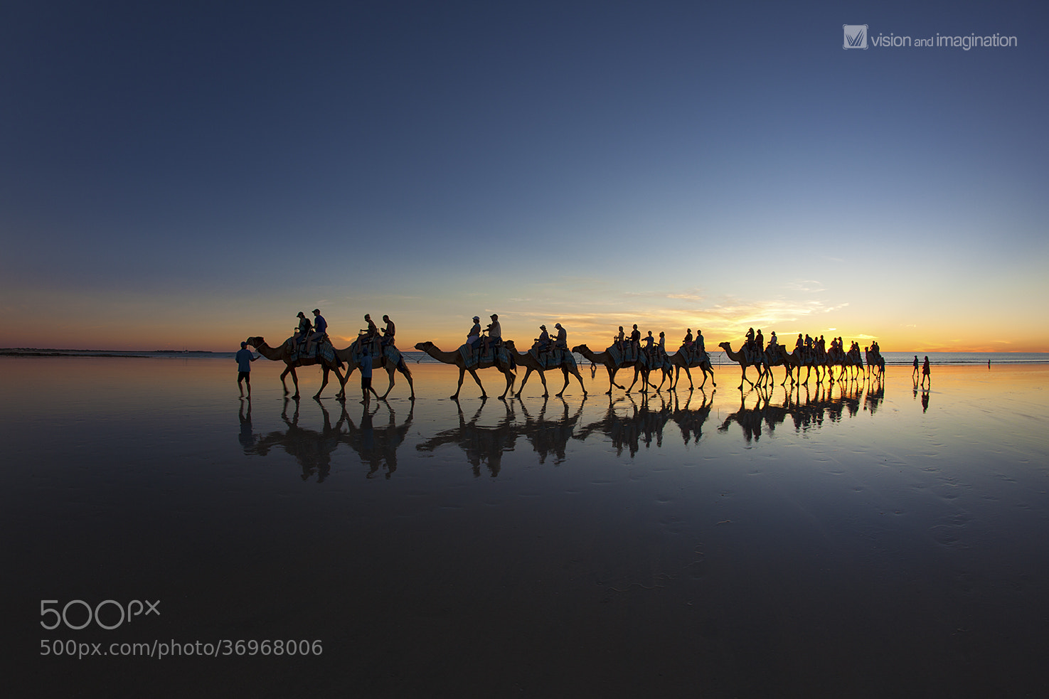 Photograph Cable Beach - Broome by Garry Schlatter on 500px