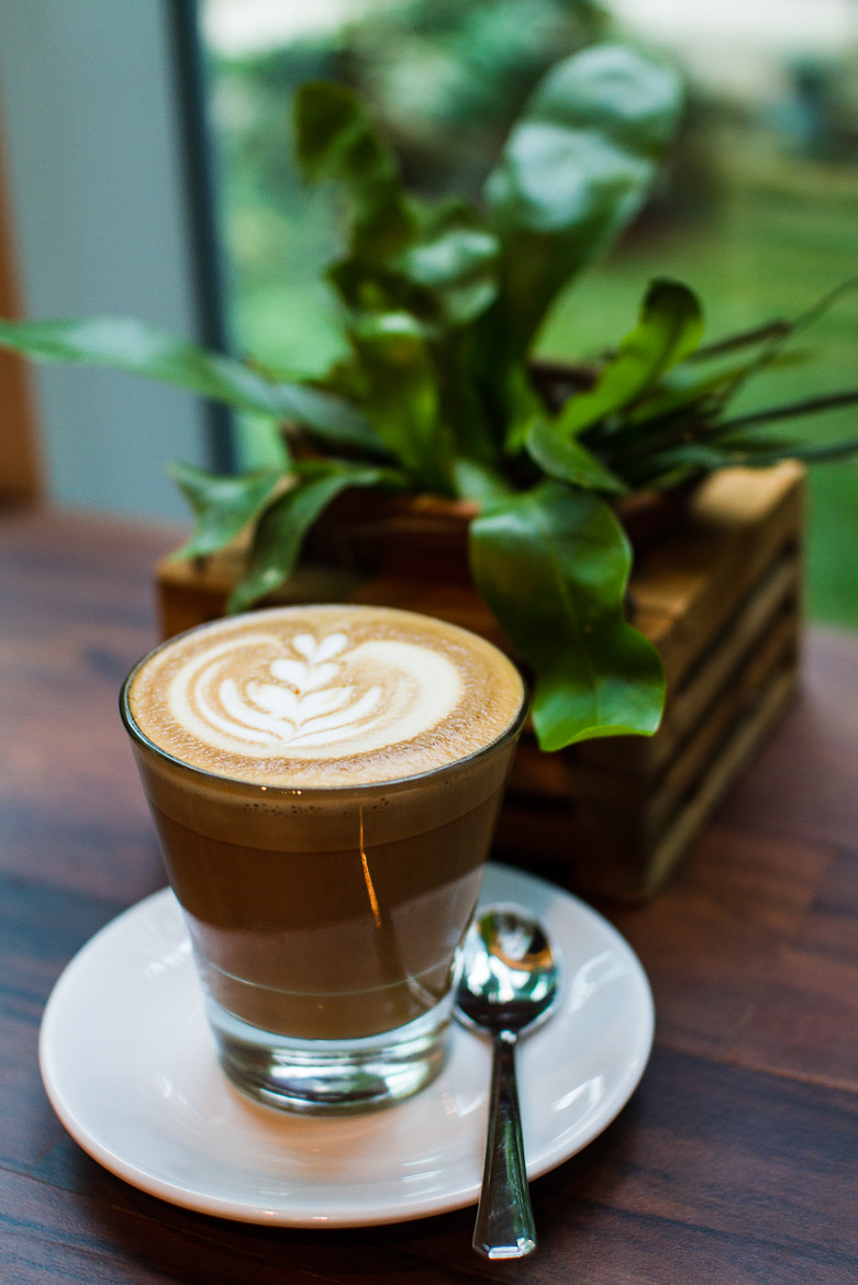 Photograph Cafe Latte at La Ristrettos by Andy St1ck on 500px