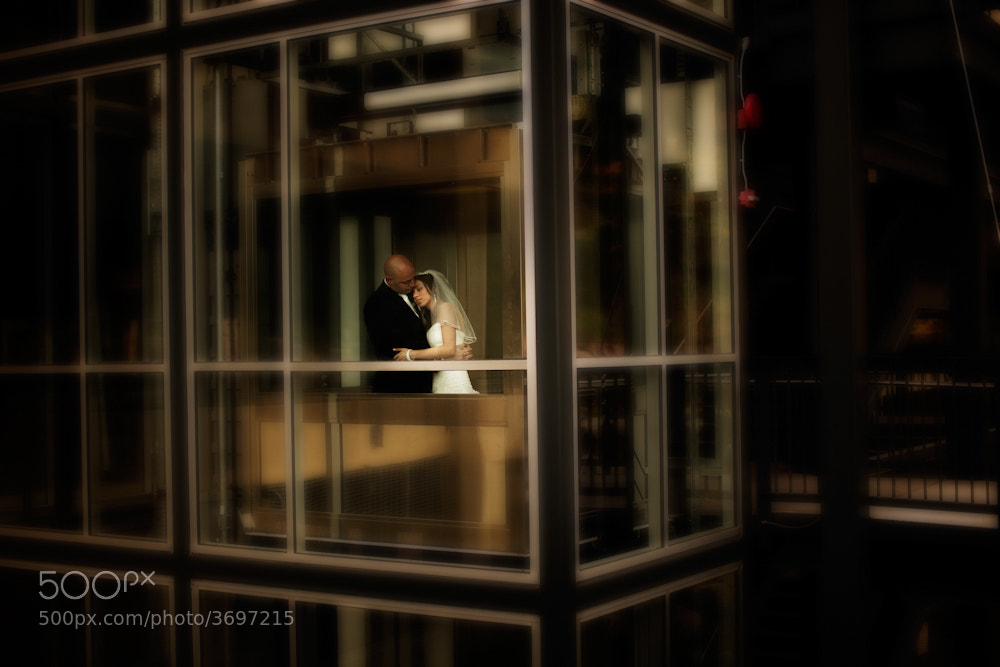 Photograph Elevator by SusanRoderick on 500px