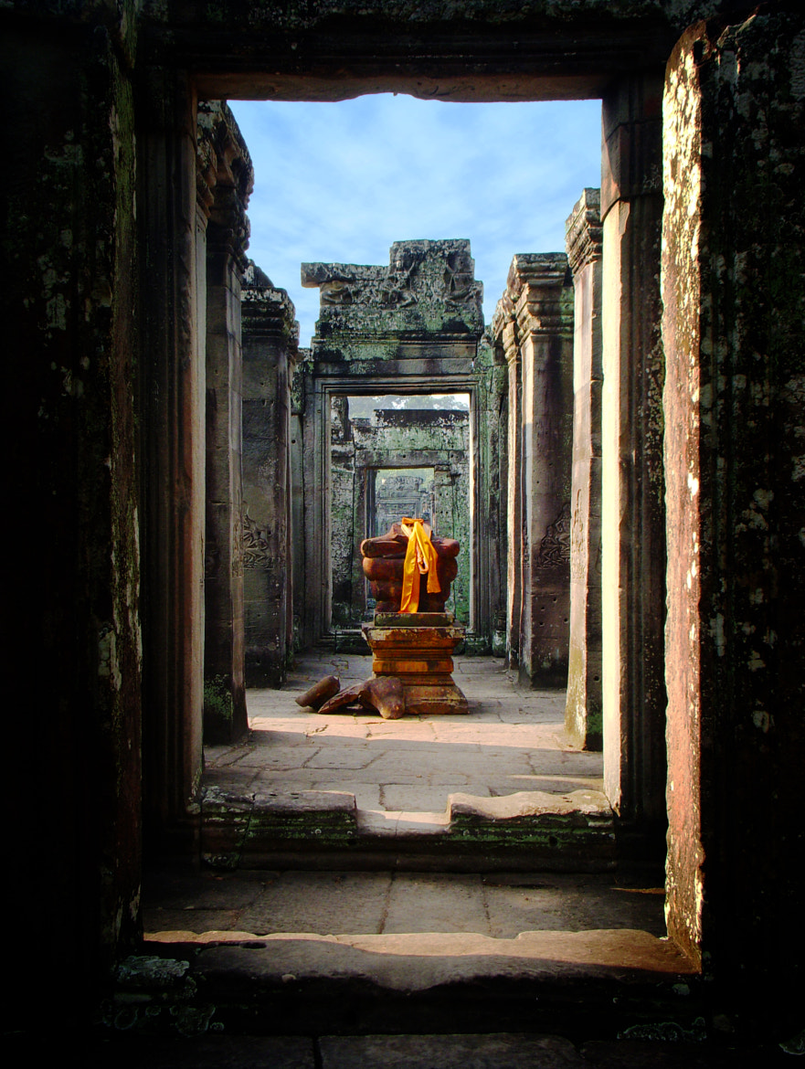 Photograph Angkor by SusanRoderick on 500px