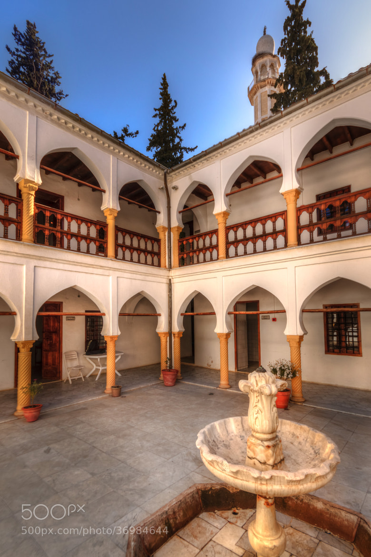 Photograph Emir Abdelkader - Museum - Musée by Farouk KHELIL CHERFI on 500px