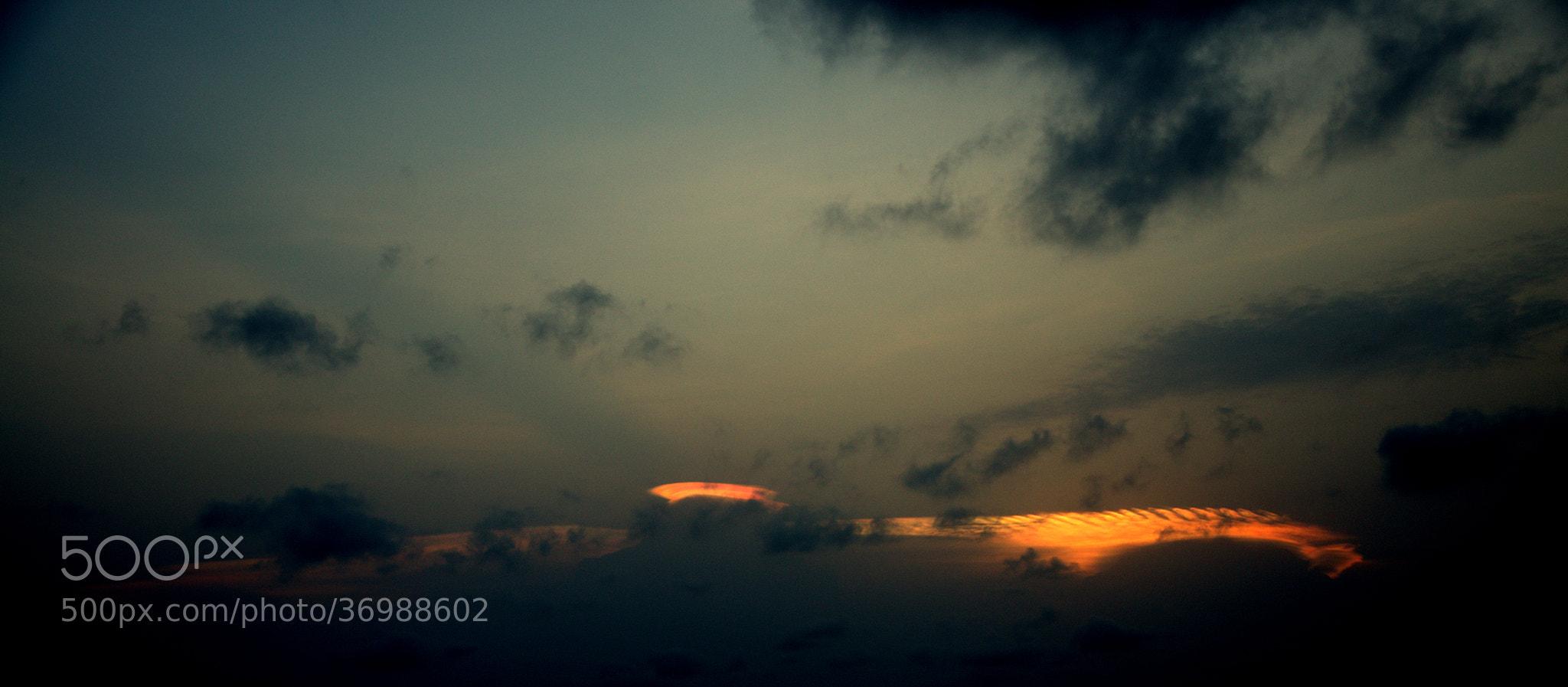 Photograph Sunset of Naagadeepa by Vihanga Dayananda on 500px
