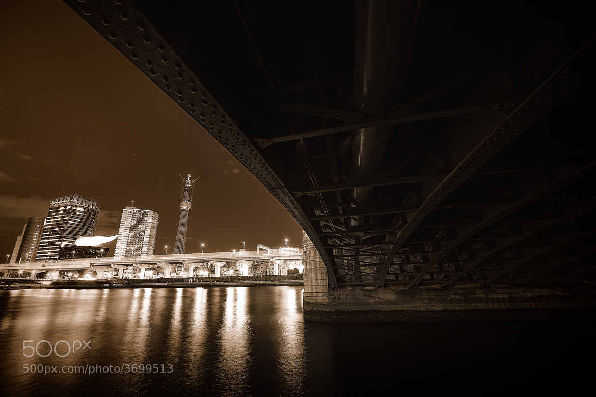Photograph A Shadow of Urban Area by Dr. Akira TAKAUE on 500px