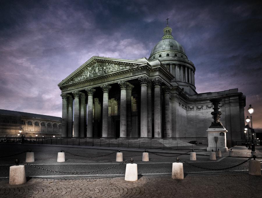 The Panthéon paris