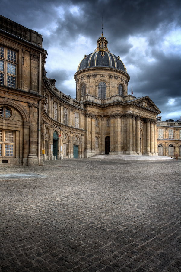 The french academy in Paris