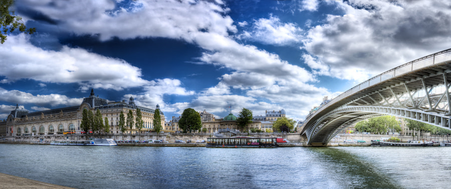 Photograph The Orsay museum day light Paris by Ramelli Serge on 500px