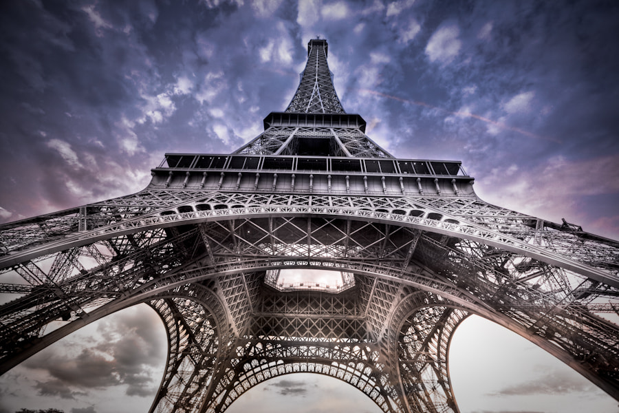 Photograph The eiffel tower  by Ramelli Serge on 500px