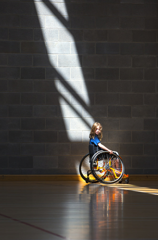 Photograph Wheelchair Basketball by Danny Nee on 500px