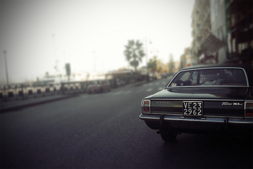 Photograph Ford Taunus XL by Simone Cento on 500px