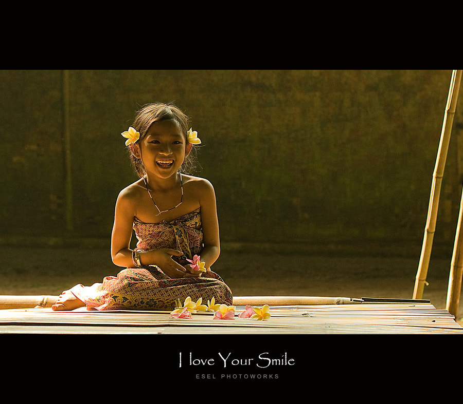 Photograph I love u'r Smile by Hendro Alramy on 500px