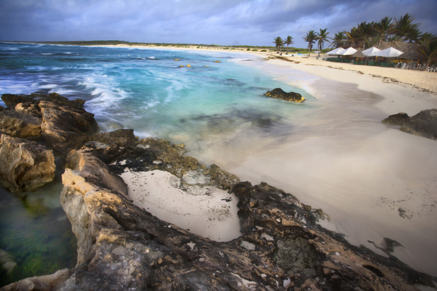 Photograph Wild Beach at Cozumel by Cristobal Garciaferro Rubio on 500px