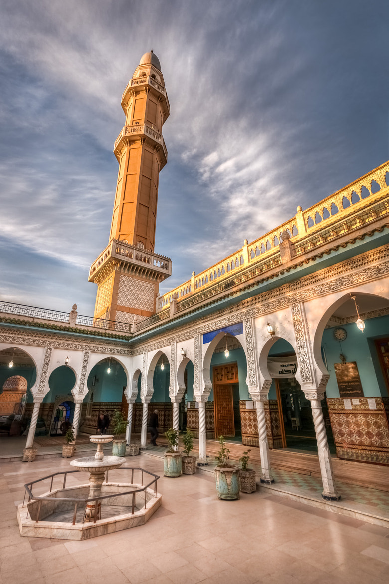 Photograph Islamic architecture - mosque by Farouk KHELIL CHERFI on 500px
