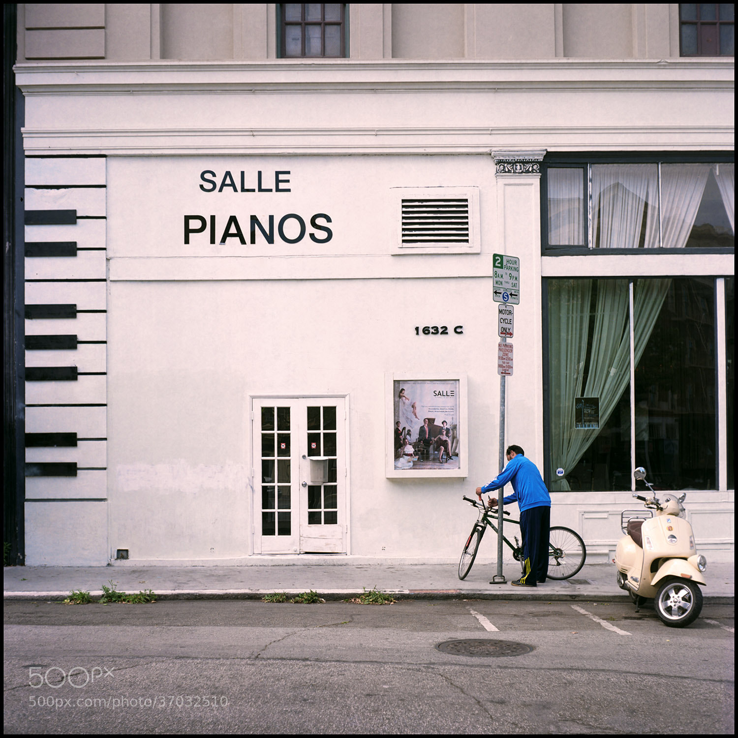 Photograph Salle Pianos by Patrick T. Power on 500px