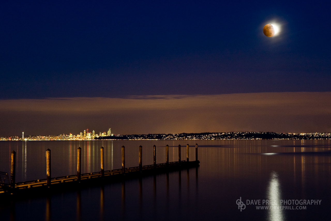 Photograph Seattle Eclipse by Dave Prill on 500px