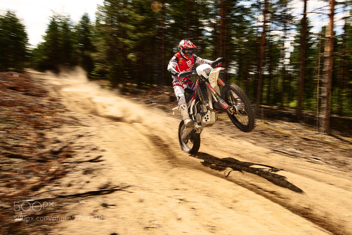 Photograph Enduro Champion by Vesa Koivunen on 500px