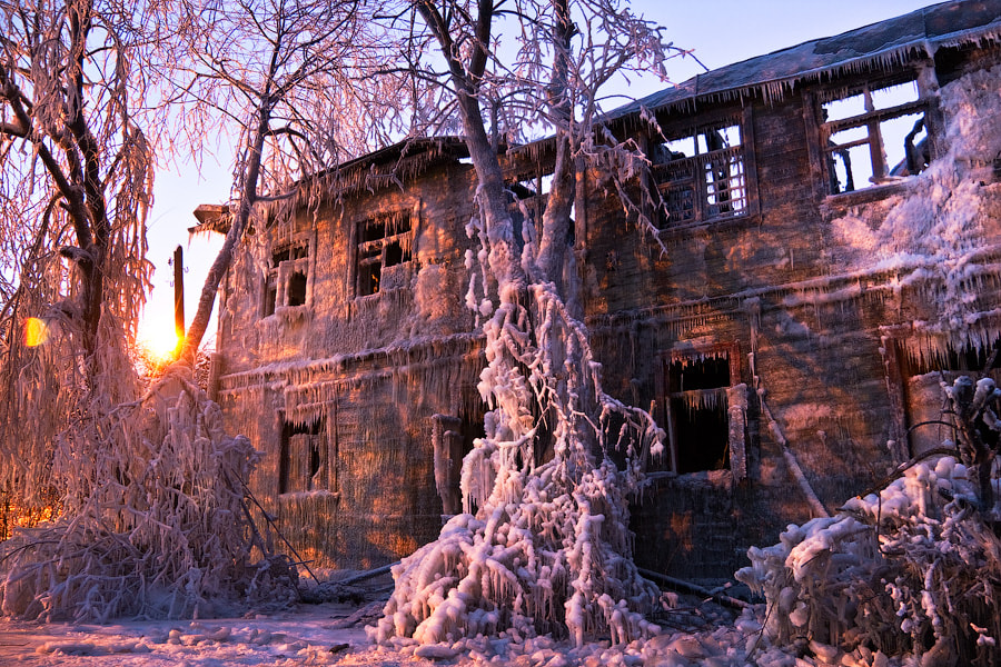Photograph Frozen history by George Malets on 500px