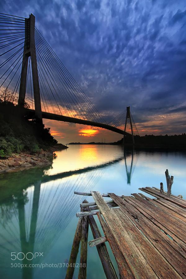 Photograph The Barelang Bridge by Danis Suma Wijaya on 500px