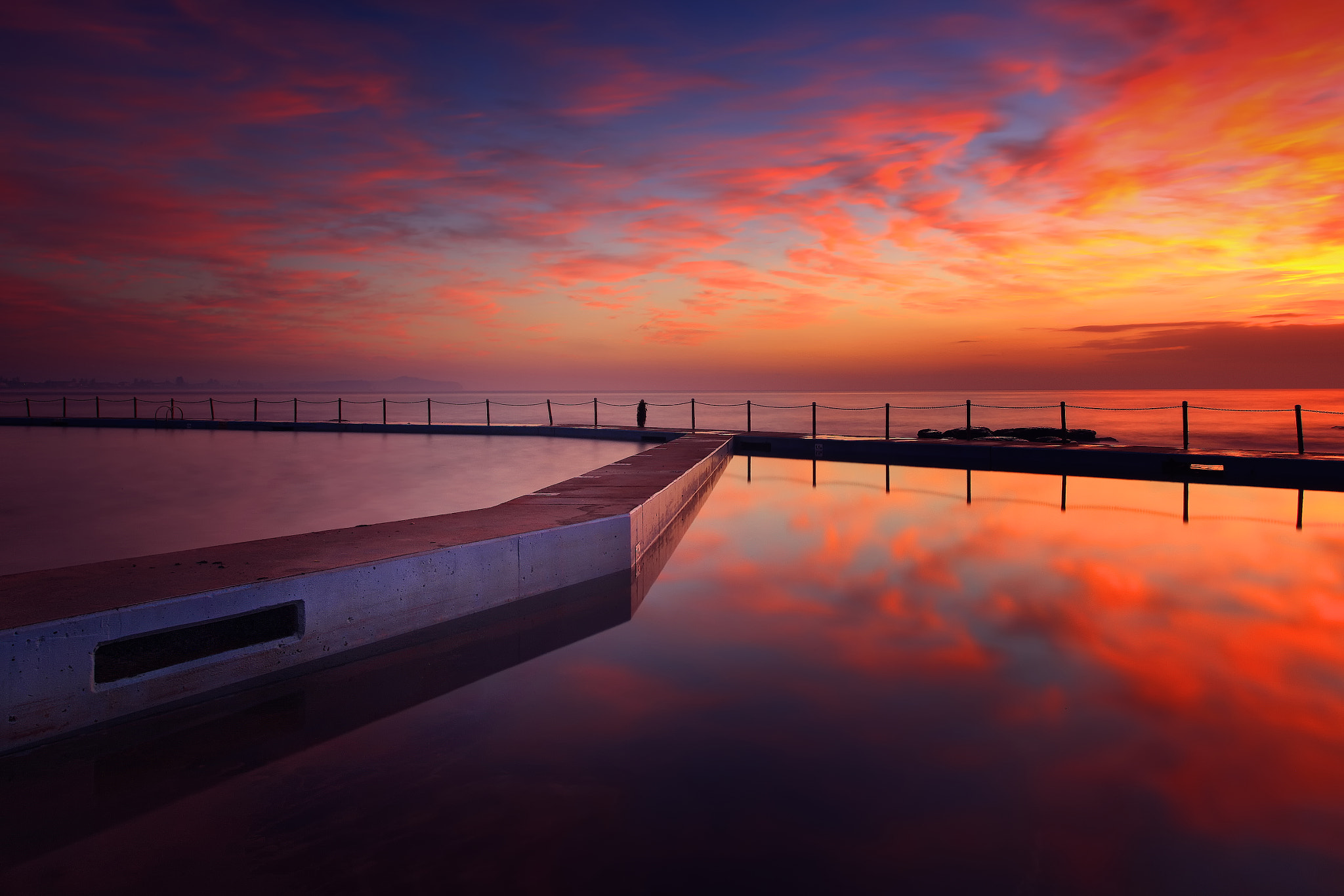 Photograph Collaroy Reflection by Noval Nugraha on 500px