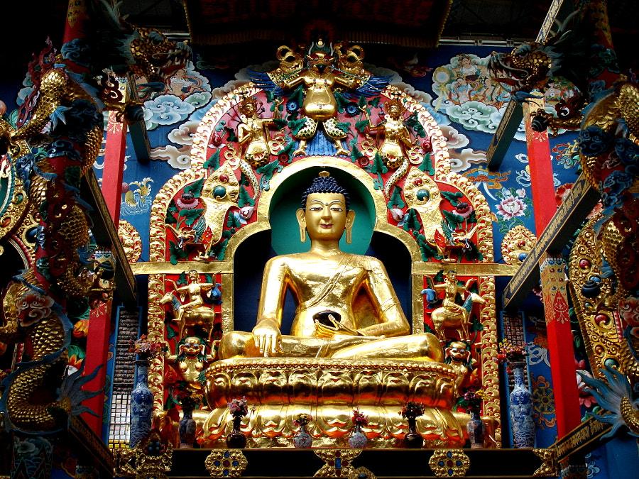 Buddham Saranam Gachaami