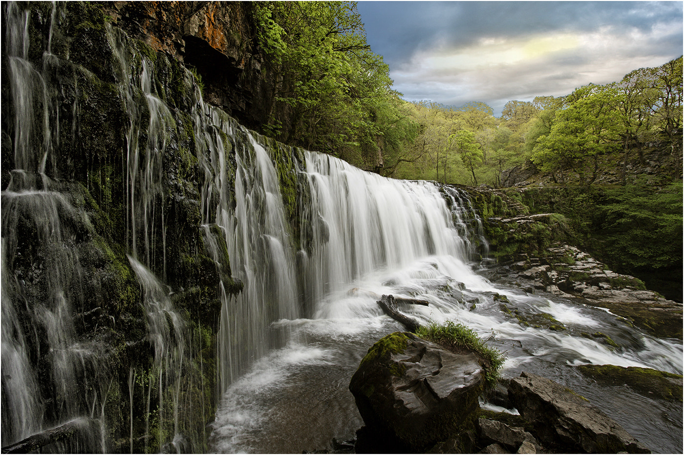 Photograph The Waterfall Country by Alan Coles on 500px