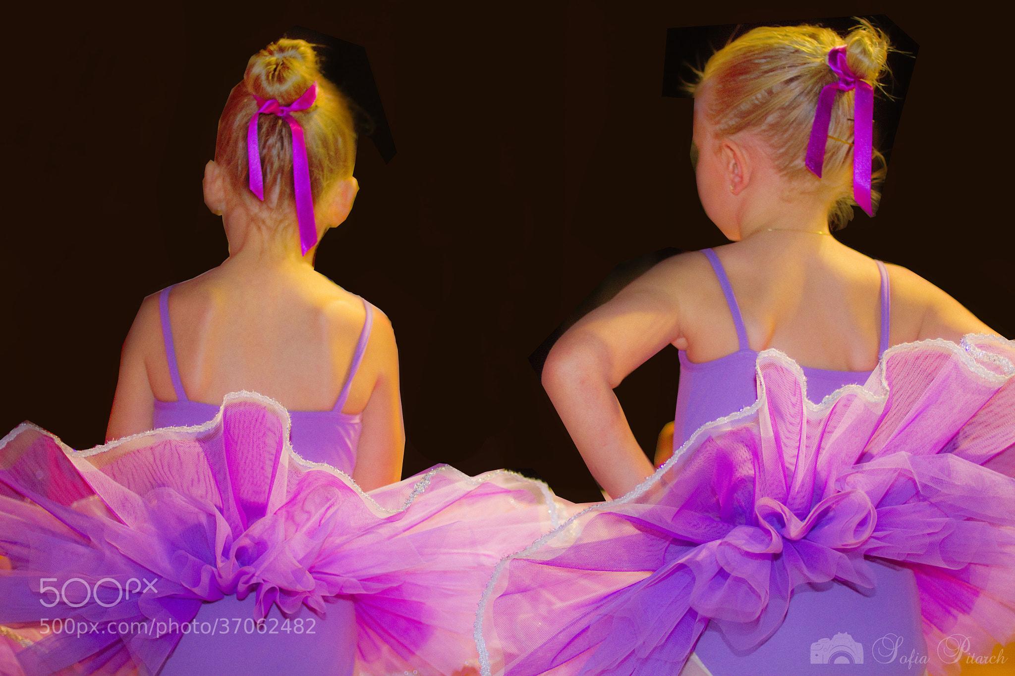 Photograph Les petites danseuses by Sofía Pitarch on 500px