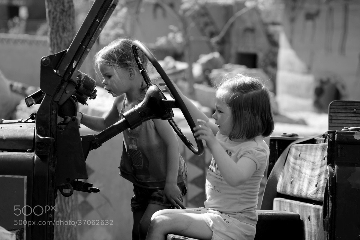 Photograph Childhood by Delphine Devos on 500px