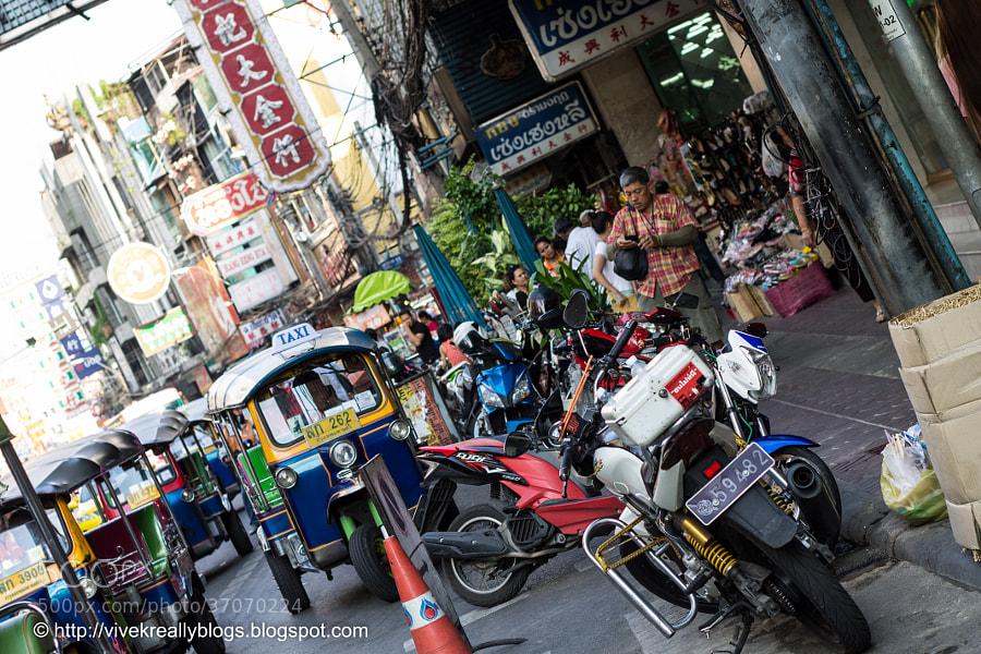 Chinatown, Bangkok by Vivek Pandey (pandeyvivek)) on 500px.com