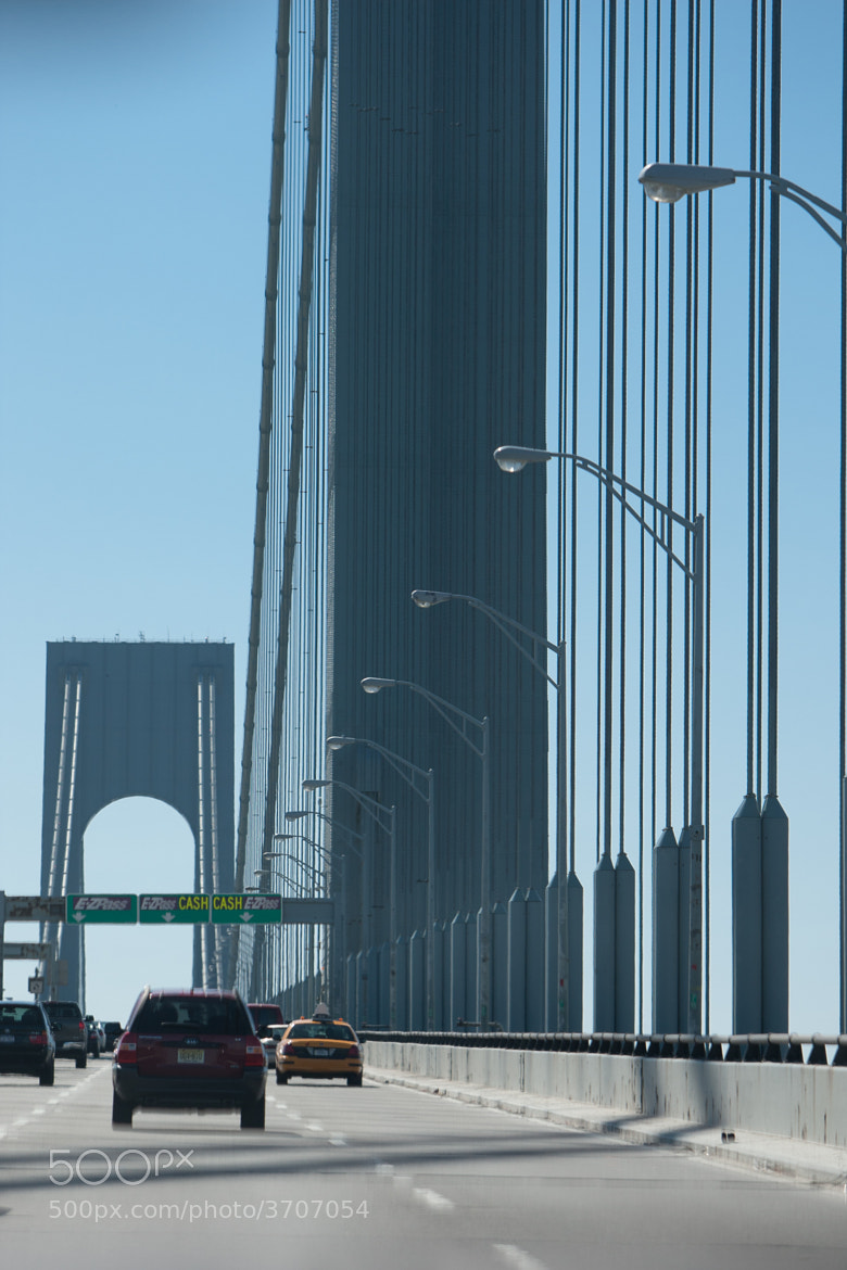 Photograph Verrazano-Narrows Bridge by Jon Velasco on 500px