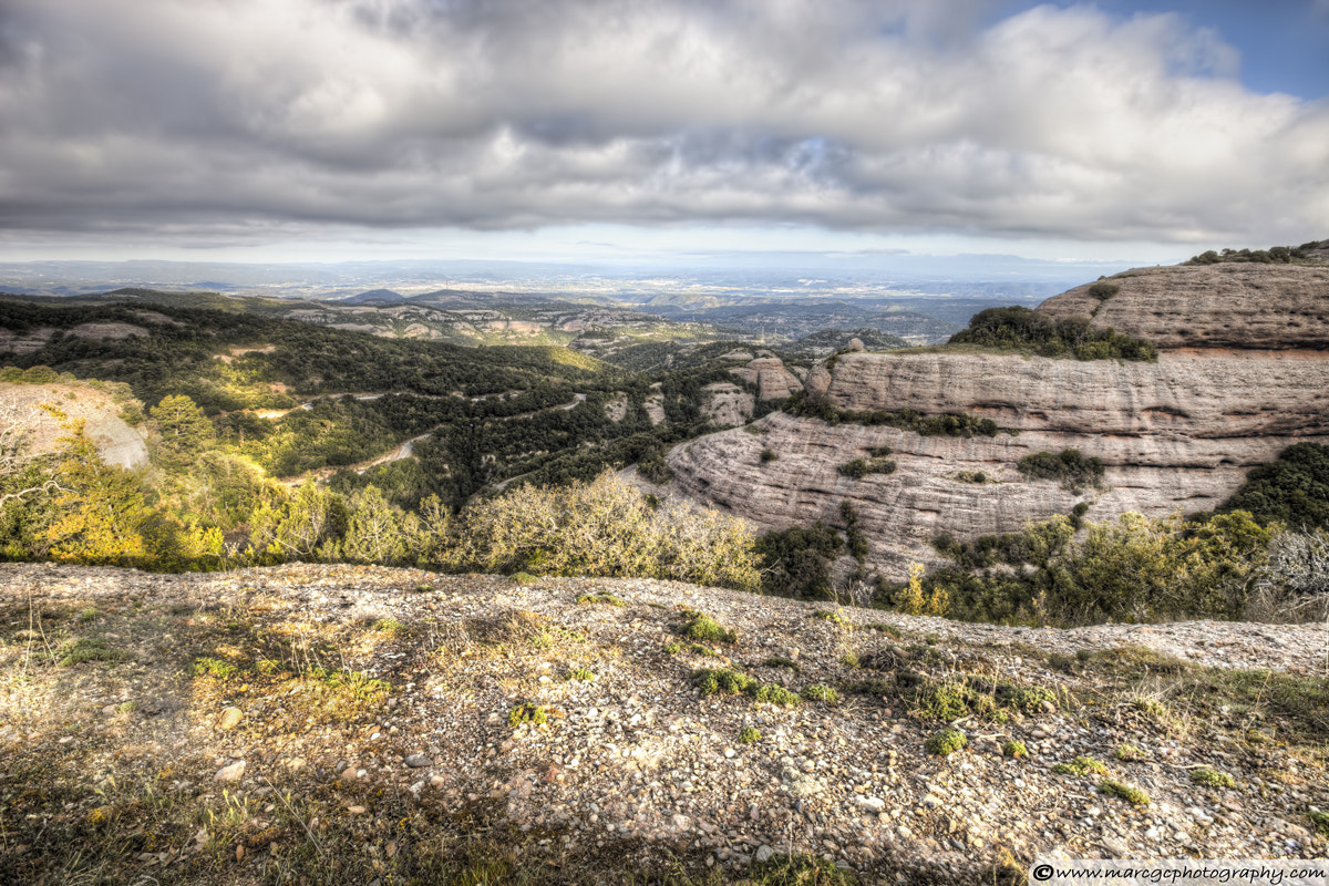 Photograph The Views From Montcau's Hillsides by Marc Garrido on 500px