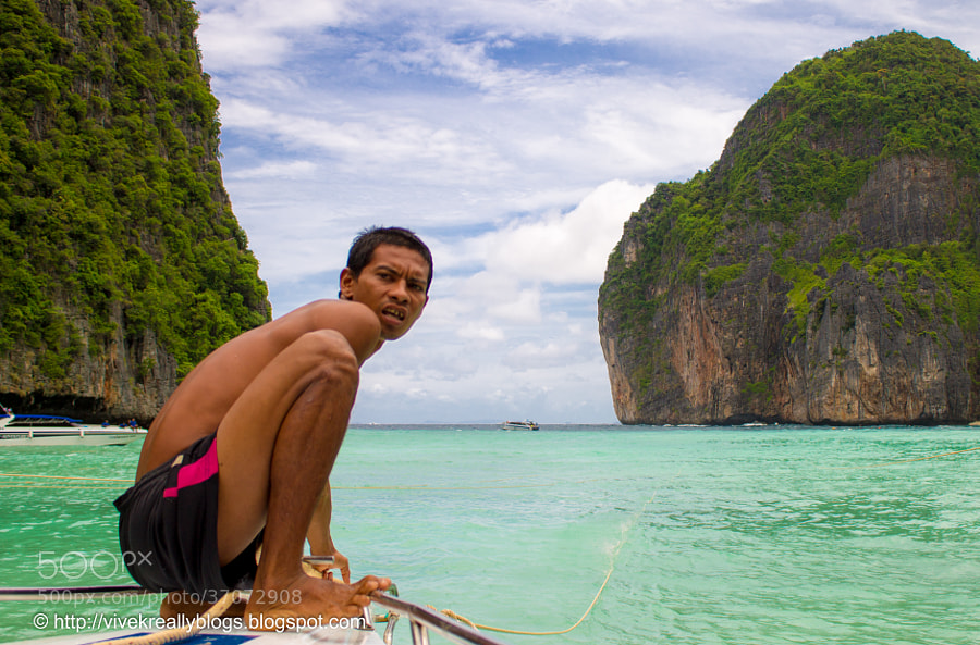 The boatman by Vivek Pandey (pandeyvivek)) on 500px.com
