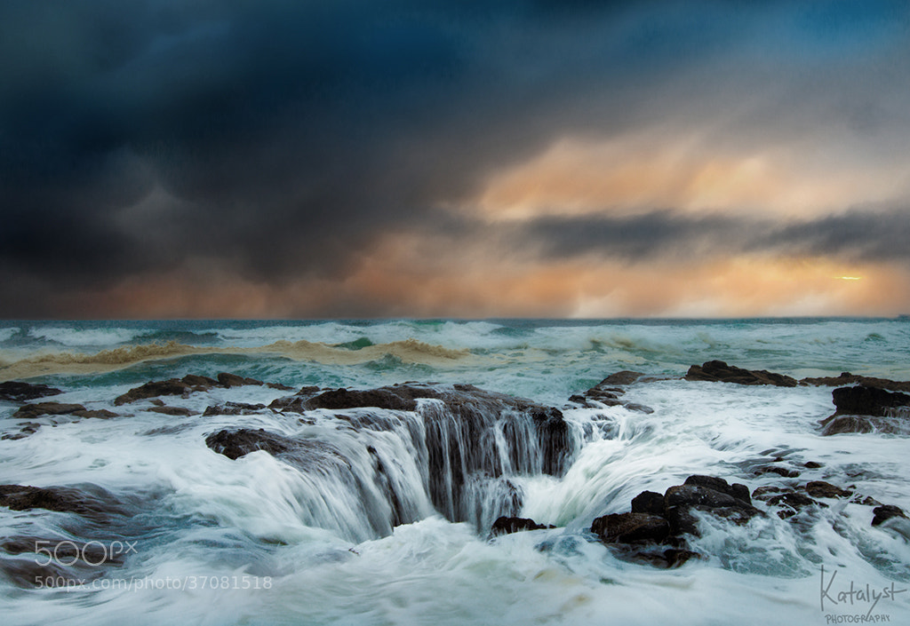 Photograph Entering the Underworld by Salty Cat on 500px